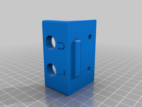 Filament Load buttons for BLV MGN Cube / Duet2