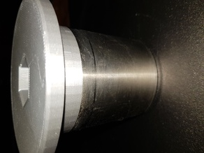 Qidi X-Pro Spool Holder End-cap / Extension