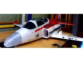 Viper jet 50mm nose