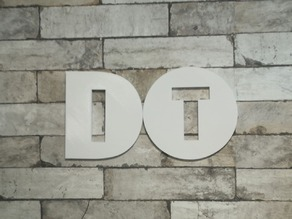 DO IT - Walldecoration