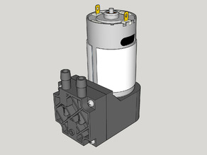 Vacuum Pump Model
