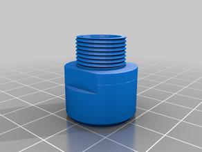 Pos/Neg Barrel Adapter