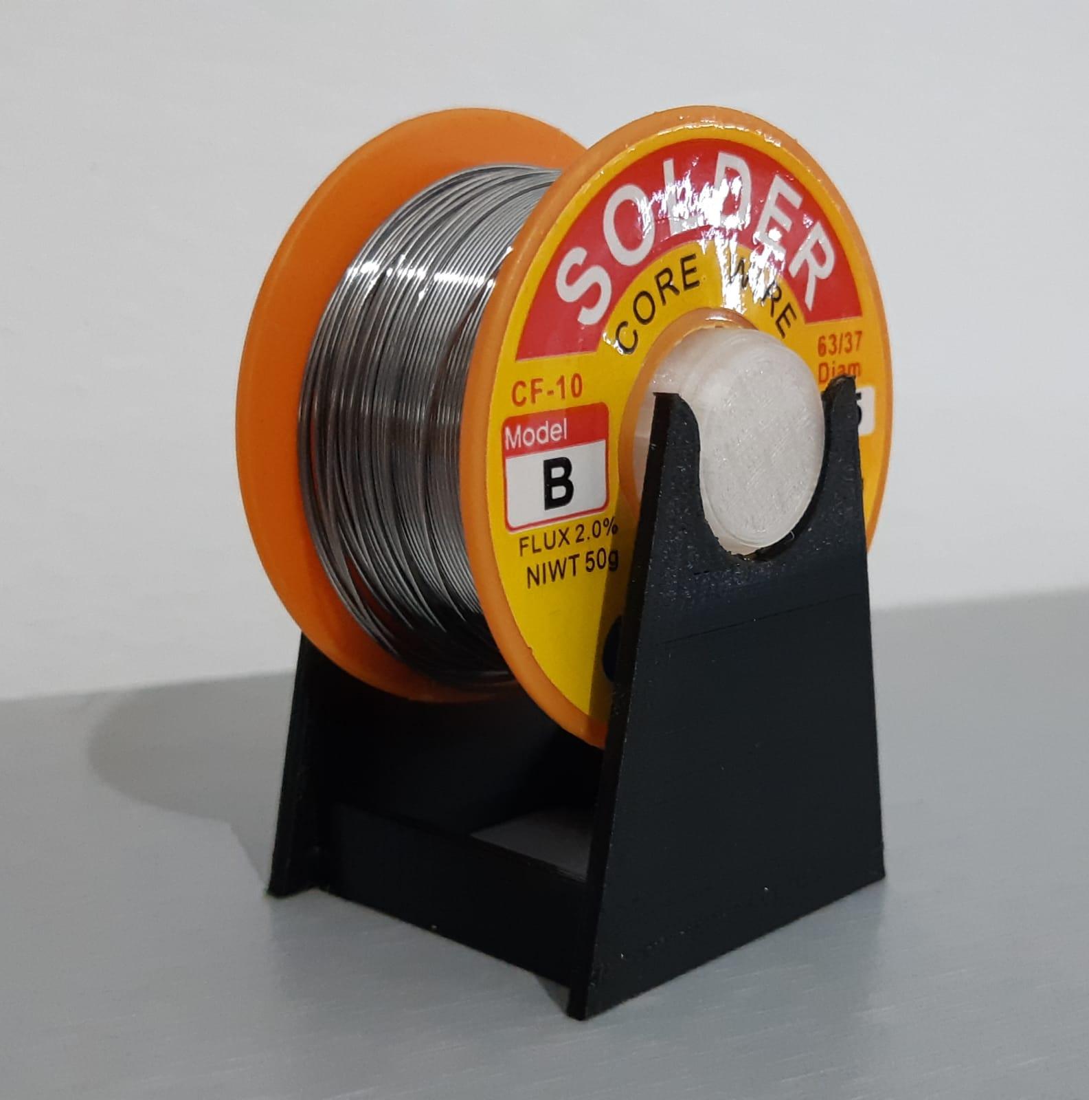 solder wire holder