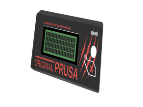 Prusa i3 LCD Bear Frame Cover