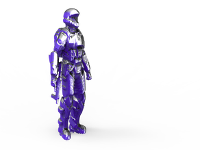Halo miniature