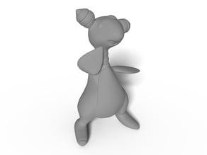 Ampharos Pokemon figure