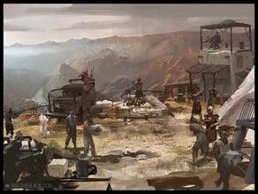 Fallout RPG - Caesar Legion - Legionaires Recruits