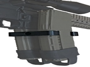 AR15 - Dual Magazine Clamp / Tactical Coupler
