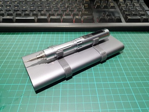 ES120 Screwdriver and Xiaomi Wiha Kit 24 holder