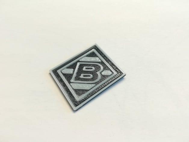 Multi Colur Borussia Moenchen Gladbach By Theonlyace Thingiverse