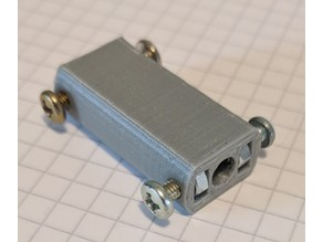 4 mm to 5 mm motor shaft / axle adapter