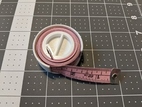 Soft Tape Measure Spool Remix