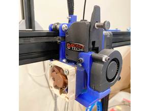 Direct drive BMG extruder for d-bot