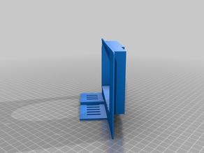 Ender 3 v2 Mainboard 80x80x25 Silent Fan