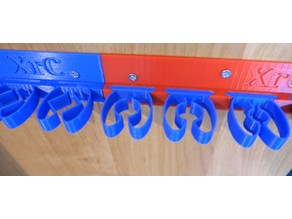 Tool Holder with Clamp
