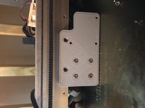 3D Fused Hemera Linear mount