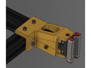 Modificación soportes eje Z impresora VORON1