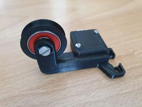 Ender-3 or CR10 Filament Runout Sensor with Filament Guide