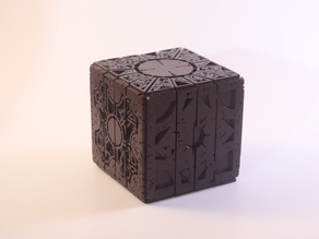 Lemarchand's Puzzle Box from Hellraiser