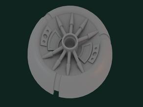 Impact Disk (Kanoka disk)