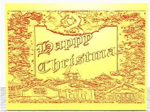 Happy  Christmas 1 Lithophae