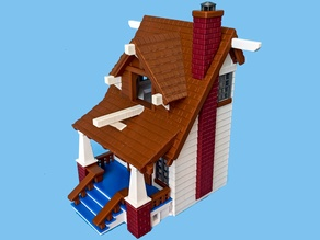 MMU2 Bungalow Birdhouse