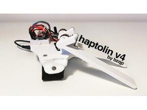 Haptolin - my microtonal Arduino MIDI instrument!