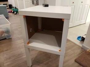 Ikea Lack 3D printer Cabinet - Hardware