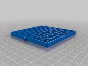 Labyrinth for 6 mm ball