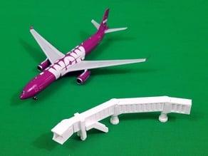 Jet Bridge 1:400 Scale