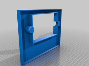 Longer 3D Orange 10 Drip Tray