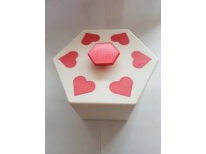 Hexagon Dose / Box