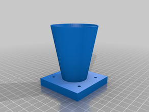 Funnel with filter slot