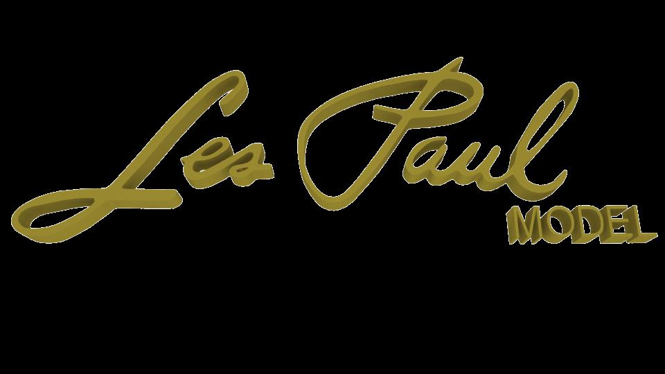 Les Paul Logo