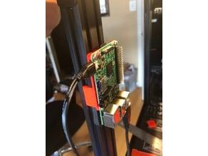 Ender Raspberry Pi Clip-on holder