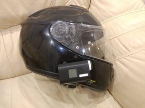 Sony AS100V Helmet Mount