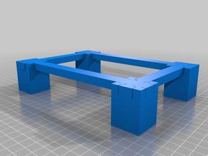 미니 테이블 구조물(Mini table structures)