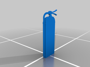 Half extinguisher