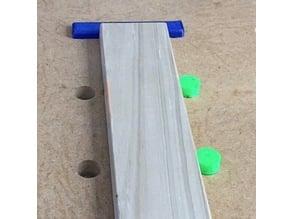 Dog Fence for the Festool MFT3 Table