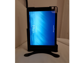 """iPad Pillow Stand (iPad 5th-6th gen. 9,7"""") Important: only for iPad with Cover (max dim. cover 175x11mm width-depth)"""