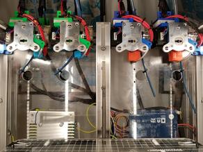 E3D ToolChanger MotionSystem Titan Aero Dock Adapters