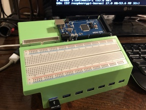 Arduino & Raspberry Pi workbench