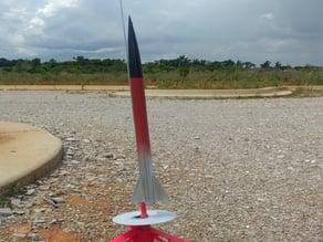 Hyper Arrow Model Rocket