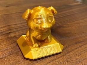 Niko the Puppy 2020