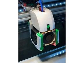Hypercube Evolution RS - Voron_Design E3D mount
