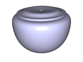 Antique Go Bowls
