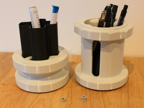 Pen Holder - Lego Technic Like