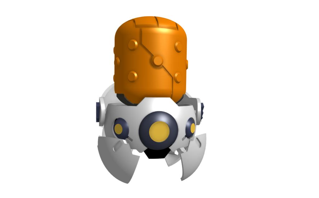 Swarm Grenade / Nanoswarm (KillJoy Valorant)