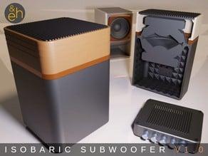 Isobaric Subwoofer V1.0