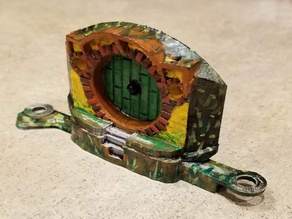 Bag End Mod for The Hobbit Pinball Machine